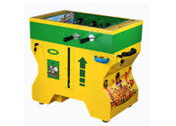 Steel Material Coin Operated Soccer Table , Mini Soccer Table SGS Certification