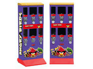Colorful Capsule Vending Machine , Kids Vending Machine PC Metal Material