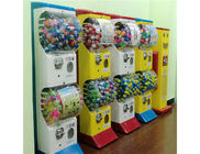 Metal Body Multifunctional Large Coin operated Capacity Capsule Toy Dispenser  Vending Machine