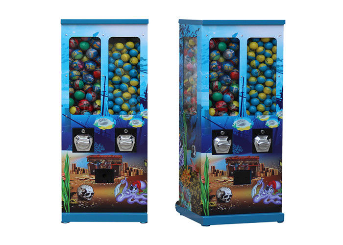 1 inch capsule vending machine toys 125cm colorful import PMMA metal for mall